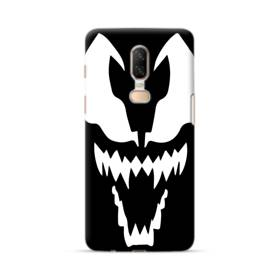 Venom Abstract Face OnePlus 6 Case