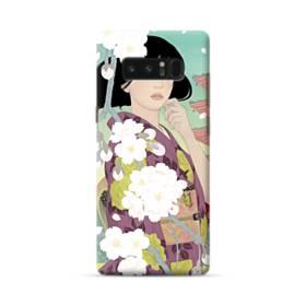 Japanese Girl Samsung Galaxy Note 8 Case