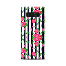 Roses Drawing Samsung Galaxy Note 8 Case