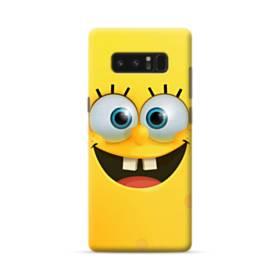 SpongeBob Smiling Face Samsung Galaxy Note 8 Case