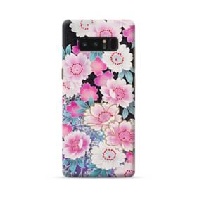 Japanese Flower Samsung Galaxy Note 8 Case
