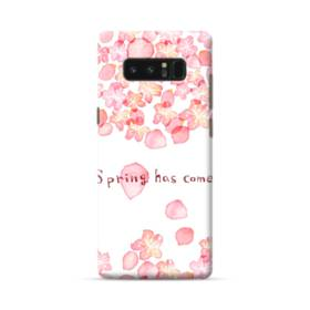 Spring Has Come Samsung Galaxy Note 8 Case