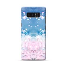 Sakura Petal Samsung Galaxy Note 8 Case