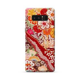 Vintage Flower Samsung Galaxy Note 8 Case