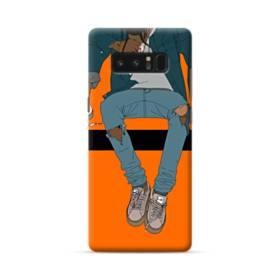 Rodeo Illustration Samsung Galaxy Note 8 Case