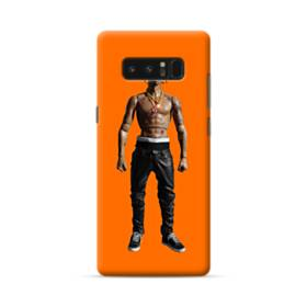 Rodeo Action Figure Samsung Galaxy Note 8 Case