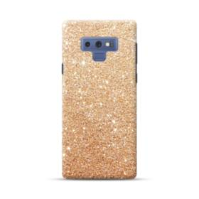 Rose Gold Glitter Bling Sparkle Samsung Galaxy Note 9 Case