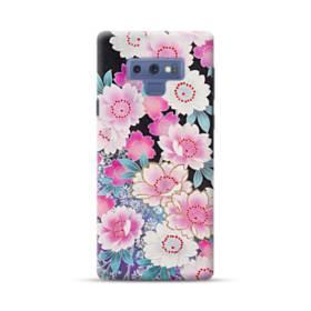 Japanese Flower Samsung Galaxy Note 9 Case