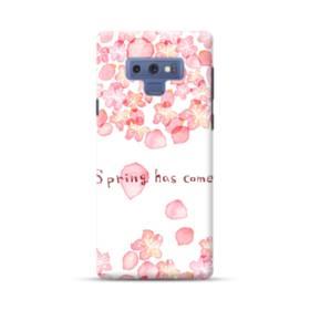 Spring Has Come Samsung Galaxy Note 9 Case