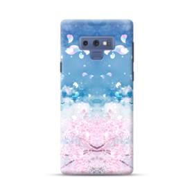 Sakura Petal Samsung Galaxy Note 9 Case