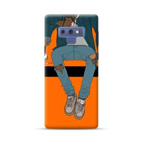 Rodeo Illustration Samsung Galaxy Note 9 Case