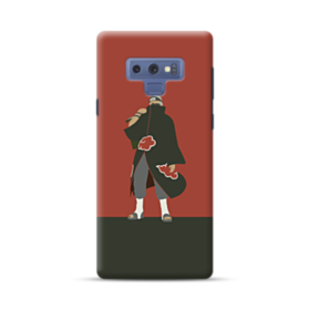 Naruto Red Samsung Galaxy Note 9 Case