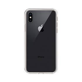 Custom iPhone XS Clear Case