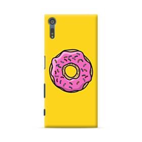 Pink Donut Sony Xperia XZ Case