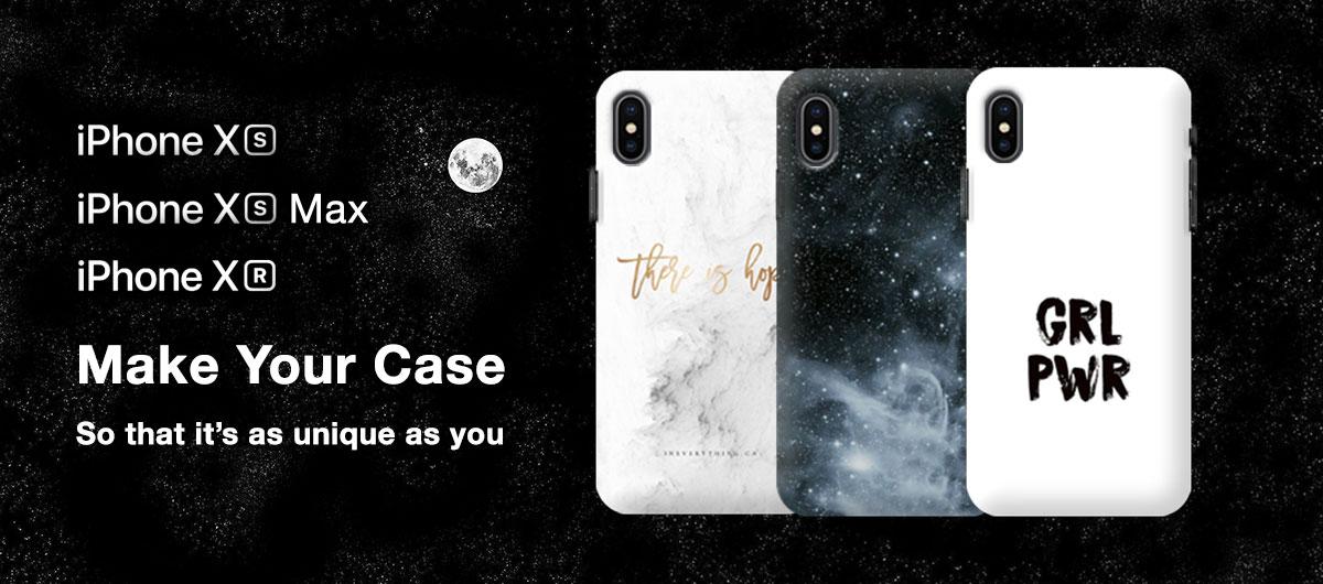 New Arrivals: Custom iPhone XS Max Case